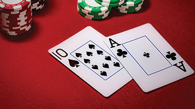 Single and Double Deck Blackjack