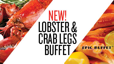 Lobster Crab Buffet